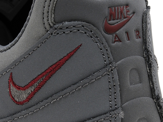 Nike Air Max 95 Cool Grey Team Red