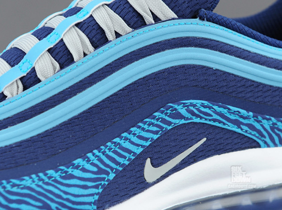 nike air max 97 blue zebra
