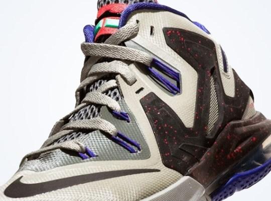 """""""Terracotta Warrior"""" Nike LeBron Ambassador 6"""