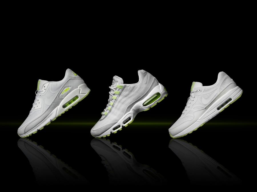 info for 8e671 d6647 Nike Air Max Glow Collection - SneakerNews.com