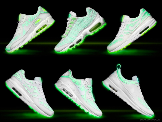 Nike Air Max Glow Collection