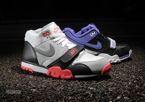 """Nike Air Trainer 1 """"Infrared"""" \u0026 Air"""