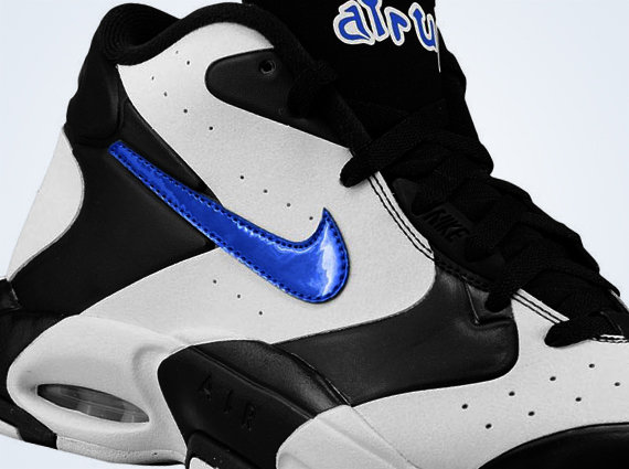 hot sale online 31abf a547a 94 nike air up penny hardaway