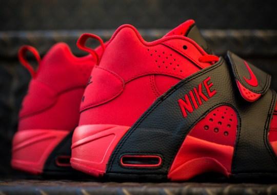 """Nike Air Veer """"University Red"""""""