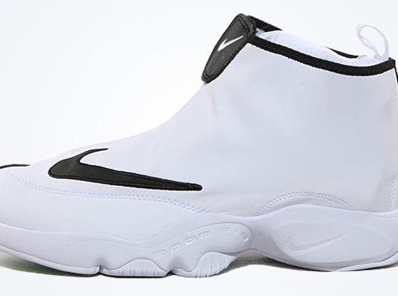 Nike Air Zoom Flight The Glove SL - White - Black - Poison ...