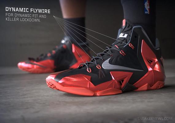 basketball shoes lebron 11