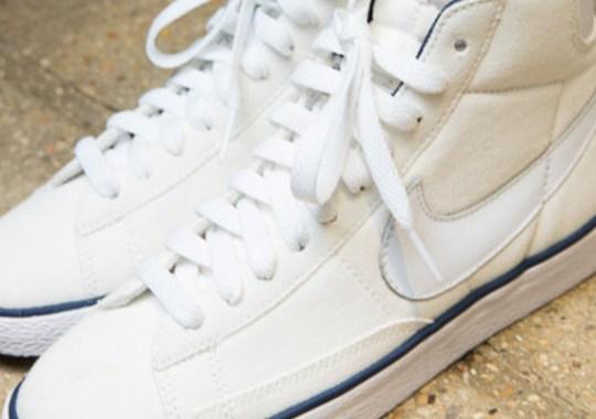 A.P.C. x Nike Blazer – Spring/Summer 2014