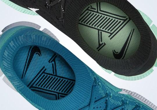 "Nike WMNS Free Flyknit+ ""San Francisco Marathon"""