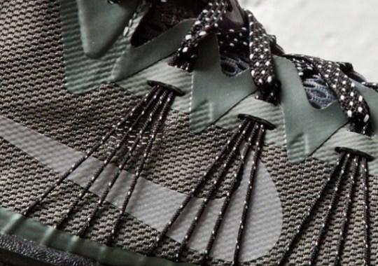 Nike Hyperdunk 2013 – Mercury Grey – Metallic Silver
