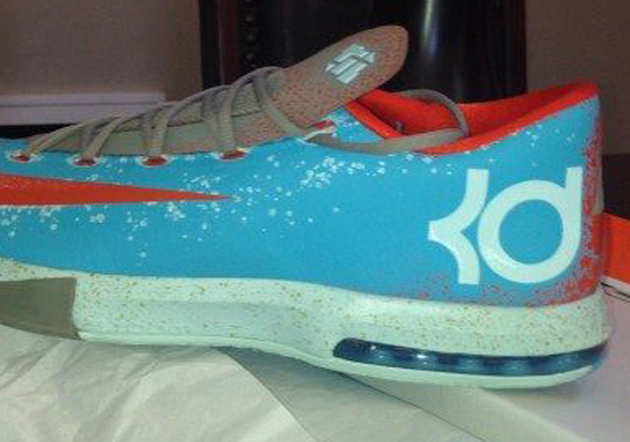 "41b53251183c The Nike KD 6 ""Maryland Blue Crab"" will release on November 29th"