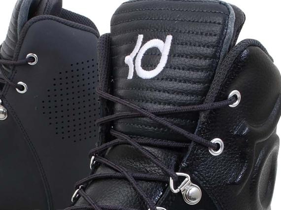 online store b97ac 4978c Nike KD 6 NSW Lifestyle - Black - Gamma Blue - SneakerNews.com