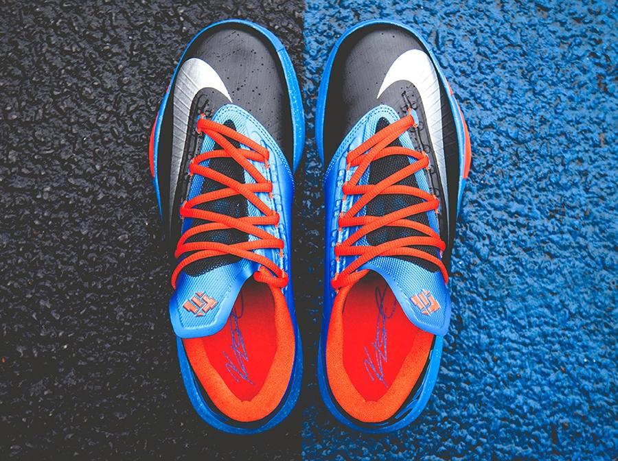 finest selection ed64f 6d7f4 Nike KD 6