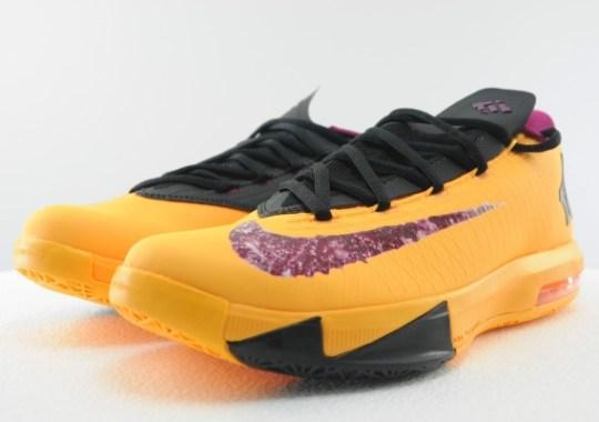 """Nike KD 6 """"PBJ"""" – Release Reminder"""
