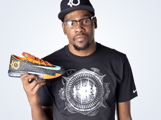 "Nike KD 6 ""Texas"" – Available"