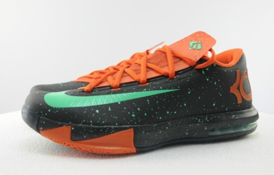 "Nike KD 6 ""Texas"" – Release Reminder"