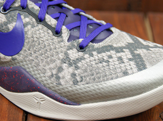 On Sale Nike kobe 8 2013 Kobe Byrant Cheap sale Black Grey Purpl