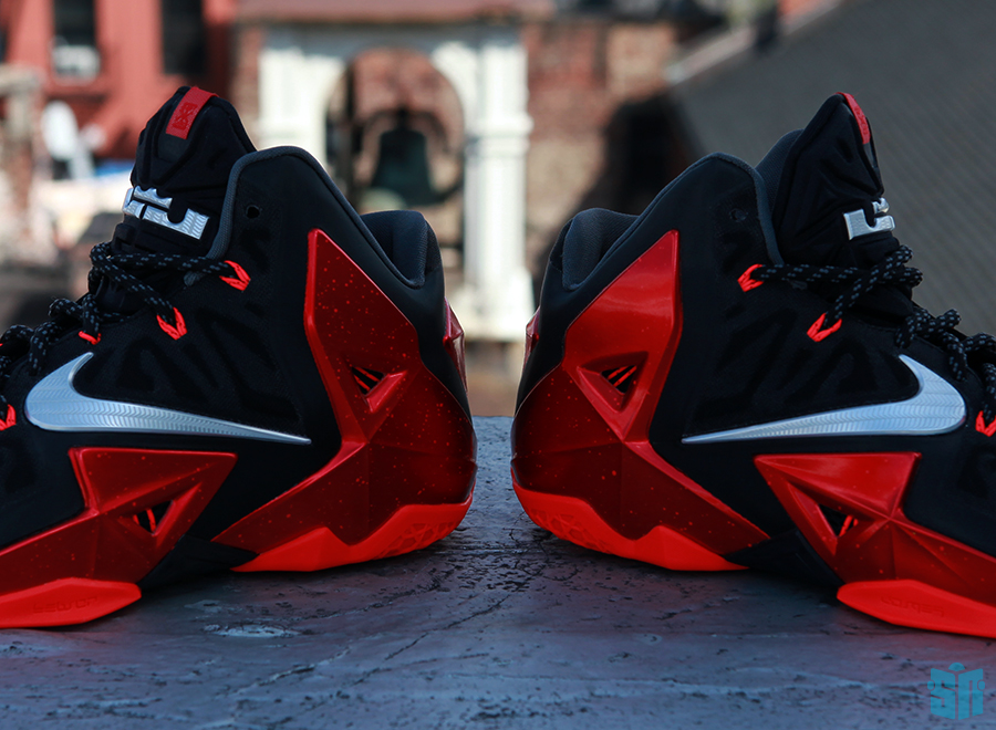 Romance actualizar Opresor  Nike LeBron 11