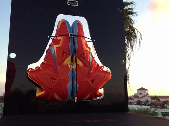 Nike LeBron 11 Forging Iron