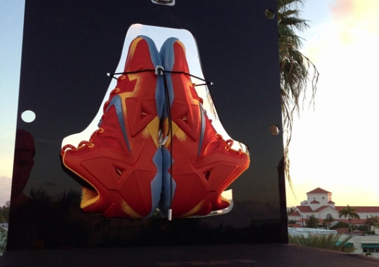 """Nike LeBron 11 """"Forging Iron"""" – Special Packaging"""