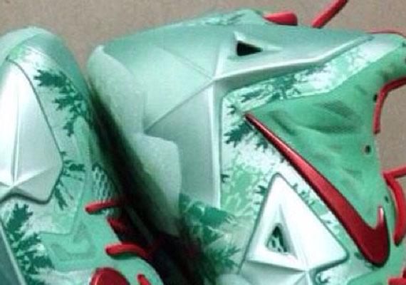 Lebron 11 Christmas Outfit LeBron 11 Chris...