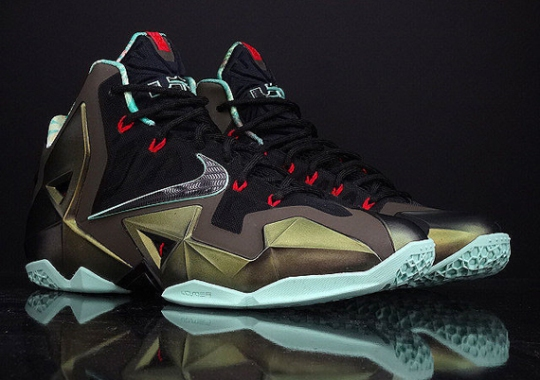 "Nike LeBron 11 ""King's Pride"" – Available Early on eBay"