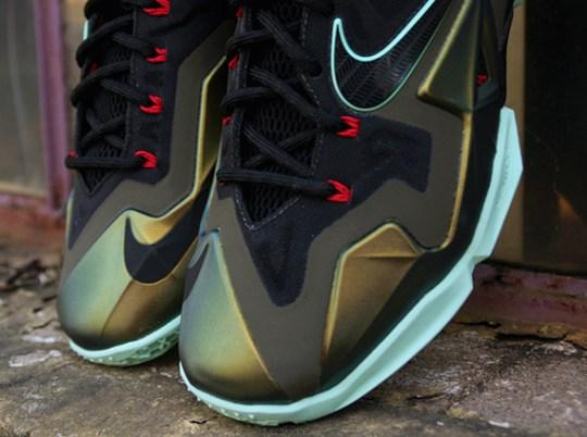 "Nike LeBron 11 ""King's Pride"" – Release Reminder"