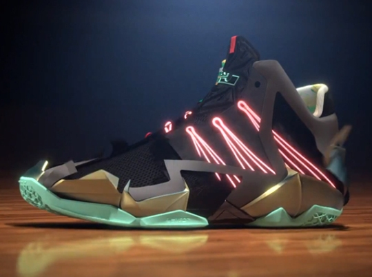 Nike LeBron 11: Engineered for Powerful Precision from the Ground Up