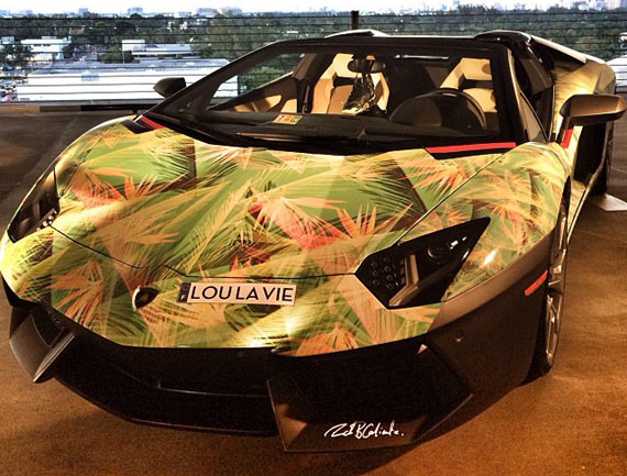 Nike Lebron 11 Inspired Lamborghini At The 11 11 Experience Sneakernews Com