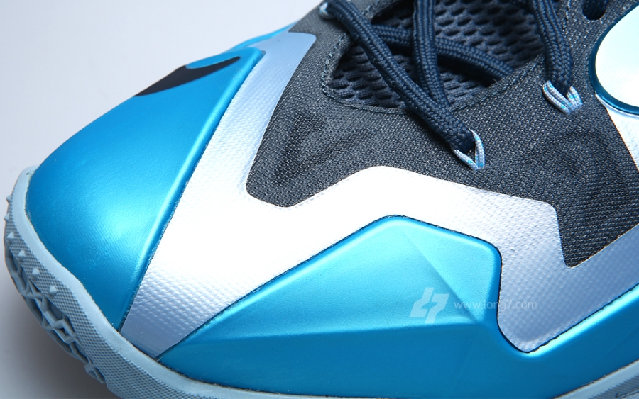 Nike Lebron Xi Gamma Blue Sneakernews Com