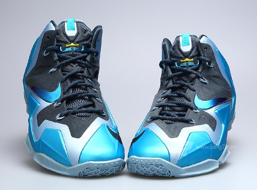 Nike LeBron 11 Gamma Blue