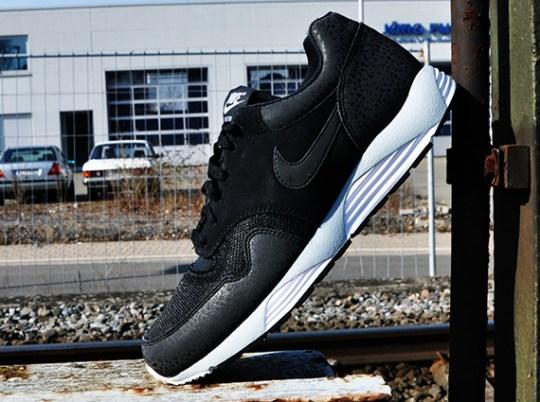 Nike Lunar Terra Safari – Black – Silver – White