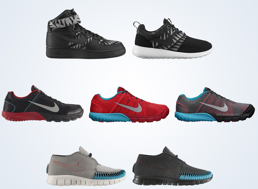 Nike N7 2013 Collection Release Reminder
