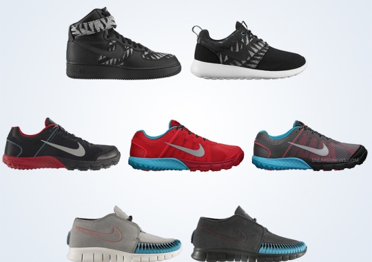 Nike N7 2013 Collection – Release Reminder