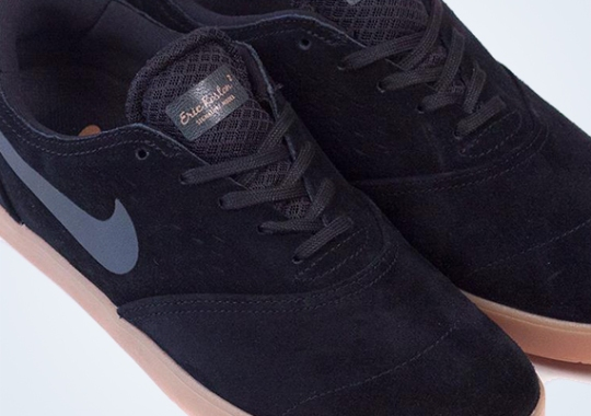 Nike SB Eric Koston 2 – Black – Gum