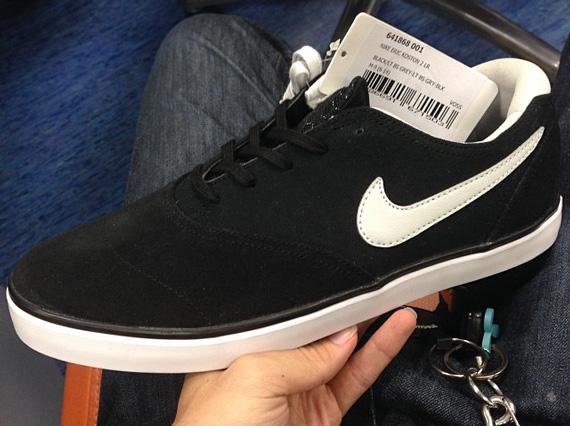 b1de00124e96 Nike SB Eric Koston 2 - Vulc Sole Sample - SneakerNews.com