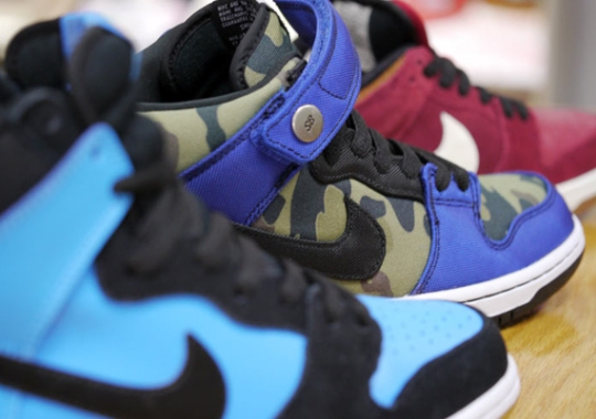 Nike SB – More October 2013 Releases
