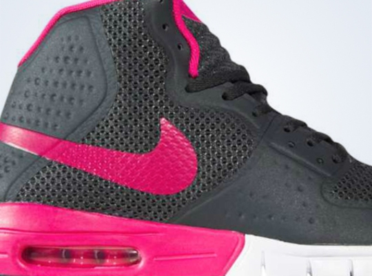 Nike SB P-Rod 7 Hyperfuse Max – Grey – Pink – White