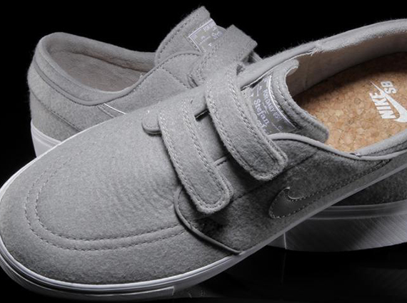 Didn t we already see a Nike Stefan Janoski pair with the velcro straps in  grey  Yes 09766c710