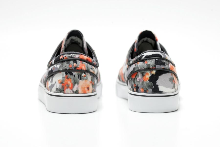Nike Sb Janoski Floral Mandarin e2qd8G5n