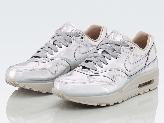 "pretty nice 2fd52 7c137 Nike WMNS Air Max 1 SP ""Liquid Silver"""