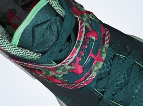 "Nike Zoom LeBron Soldier 7 ""Power Couple"" – Release Date"
