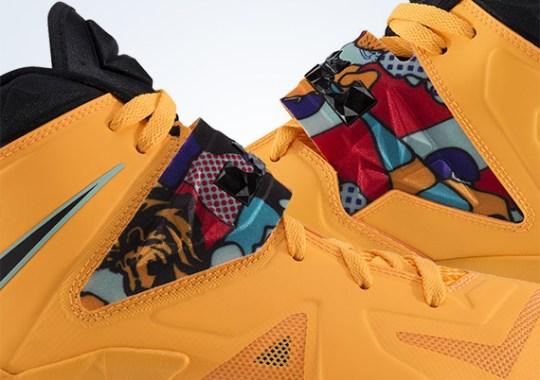 Nike Zoom Soldier 7 – Laser Orange – Black Court Purple – Gamma Blue