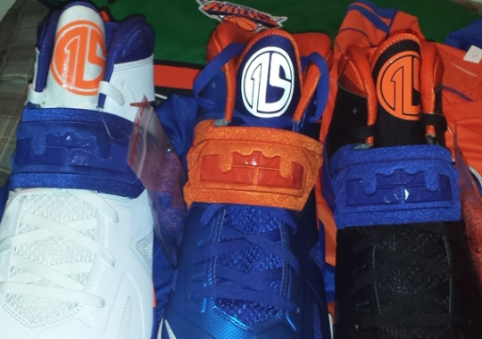 dcad9678a83 Nike Zoom Soldier VII – Amare Stoudemire PEs