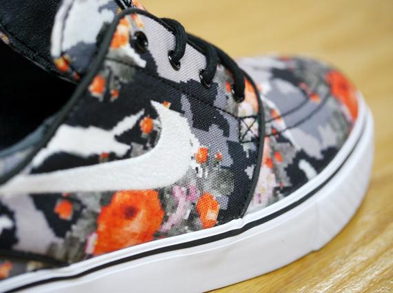 "Nike SB Stefan Janoski ""Mandarin Digi-Floral"" – Arriving at Retailers"