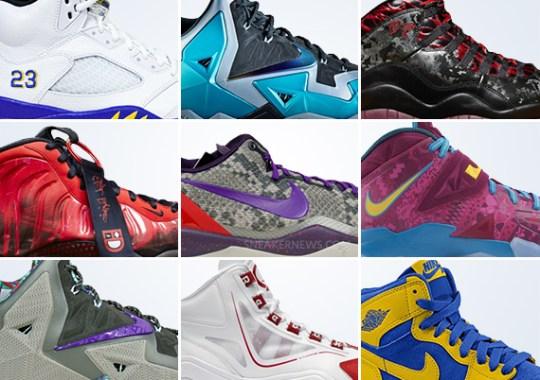 November 2013 Sneaker Releases