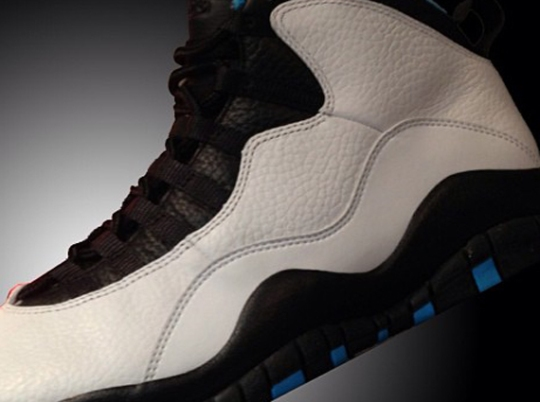 """Powder Blue"" Air Jordan 10"