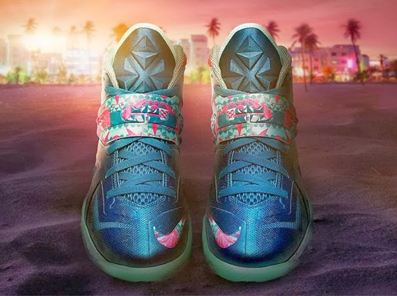 Nike LeBron Soldier 7