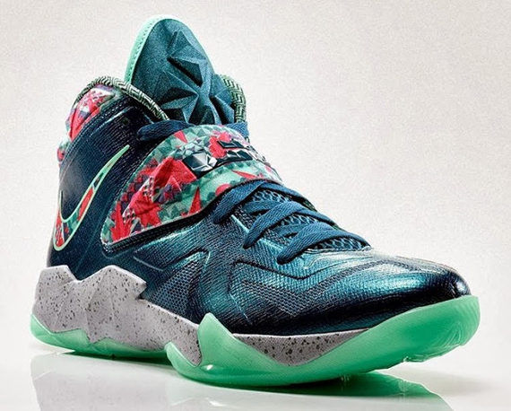 lebron soldier 7 release date