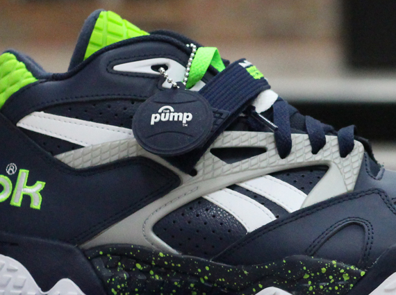 2f946bed00c durable service Reebok Pump Paydirt Mid quotSeahawksquot ...