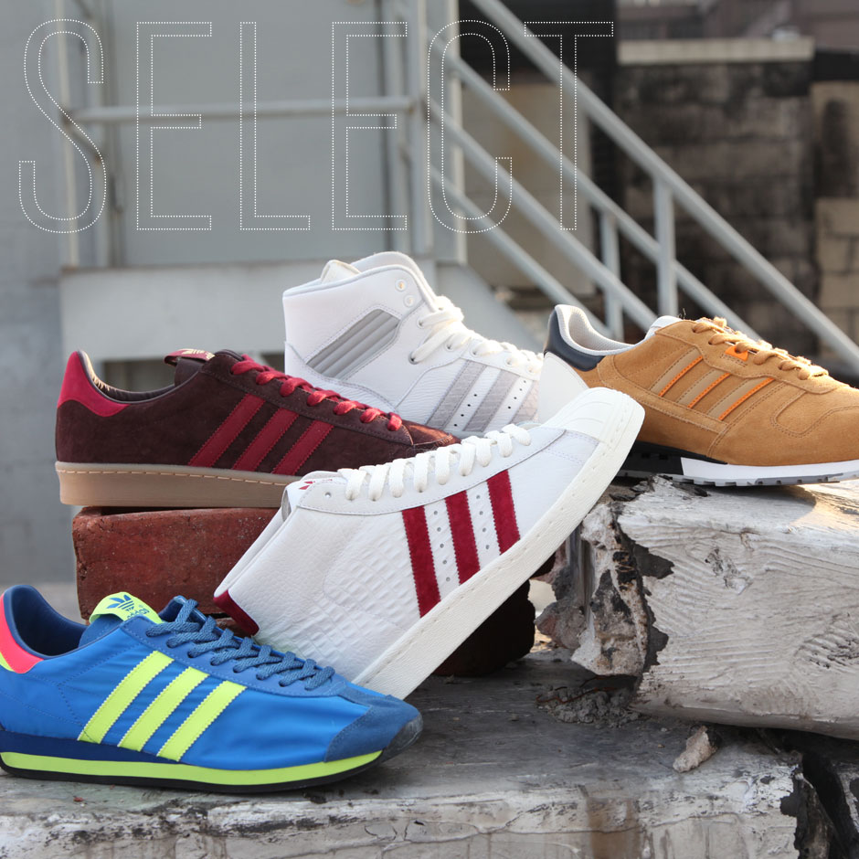 new concept a1ac6 45982 adidas Collectors Project For the People, By the People